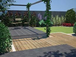 patio garden design new photo realistic rendering software rogerstone gardens garden