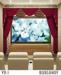 home theater curtains velvetcurtains