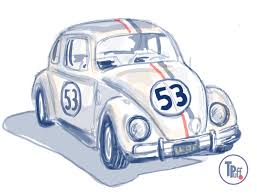 volkswagen bug drawing scary movies i watched as a kid and a few i didn u0027t