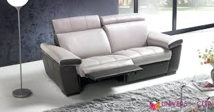 canape cuir relax but canape canape electrique cuir relaxation relax 11 zoom canapes