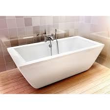 freestanding bath cratem com cleargreen freefortis modern freestanding bath uk bathrooms