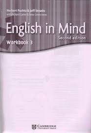 english in mind workbook 3 second edition education