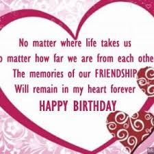 birthday card messages best card design ideas 10 best friend birthday card messages for free