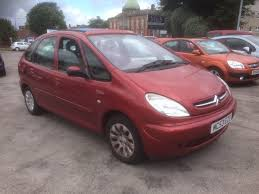 used citroen xsara picasso 1 7 for sale motors co uk