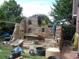 Steine Fur Gartenmauer Brunnen Garten Selber Bauen