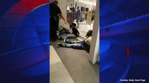 fight breaks out at concord mills mall recieve calls of