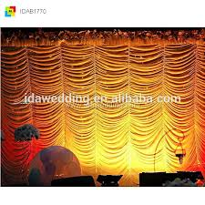 Curtains Wedding Decoration Mandaps For Indian Wedding Curtains And Drapes Customized Flower