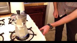 espresso maker bialetti coffee maker review bialetti moka express 6 cup youtube
