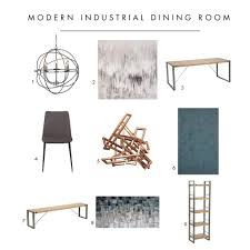 The Dining Room Brooklyn Shop This Look Modern Industrial Dining Room Moe U0027s Usa