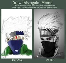 Draw This Again Meme Template - draw this again meme four years 2009 2013 by jaoosa on deviantart