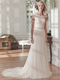 column wedding dresses tulle illusion neckline column wedding dresses with lace appliques