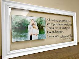 wedding gifts for parents christmas gifts for parents mother of