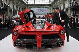 laferrari price laferrari is fastest most expensive and totally sold out nbc