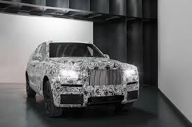 roll royce rollos rolls royce to use 2019 phantom platform for cullinan