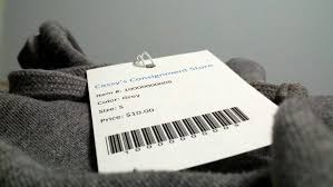 how to print your own custom retail tags burris computer forms