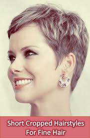 short haircuts for fine hair archives hairstyles hollywood