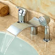 Handheld Bathtub Faucet Roman Bath Tub U2013 Seoandcompany Co