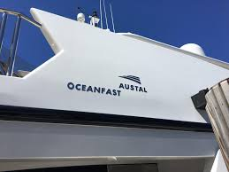 87 u0027 oceanfast 2000 87boat for sale