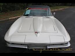 pearl white corvette 1964 pearl white corvette buyavette inc atlanta