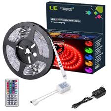 led light strips kit multi coloured 12v rgb led strip lights kit 5050 smd led le