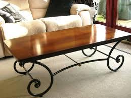 vintage coffee table legs cast iron coffee table u2013 thelt co