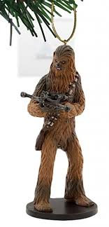 disney wars a new chewbacca ornament home