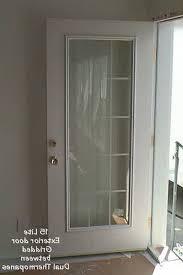 15 Lite Exterior Door 15 Lite Exterior Door With Blinds Page