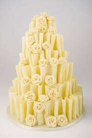 White Chocolate Covered Photo Bloguez 114 Best Wedding Cakes Images On Pinterest Fountain Wedding