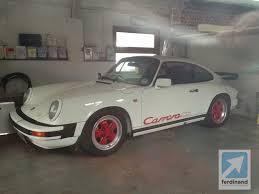 porsche 911 cs porsche 911 3 2 sport sells at autofarm ferdinand