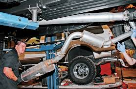 nissan frontier exhaust tip adding sound performance to a 2014 chevrolet silverado