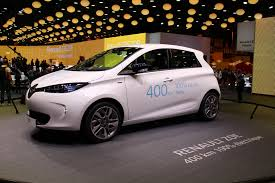 renault zoe renault zoe electric car owners can double their range by