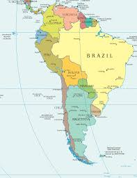a map of south america south america other maps