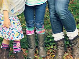 how to make boot socks from old t shirts how tos diy