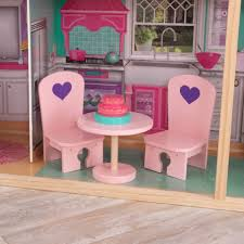 18 inch dollhouse doll manor