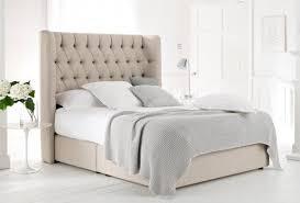 beige quilted headboard bedframe bed pinterest headboards