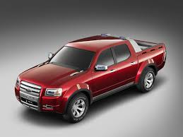 Ford F250 Concept Truck - 2006 ford 4 trac concept pictures history value research news