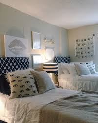 bedroom room decor dorm room decorating ideas beds grey