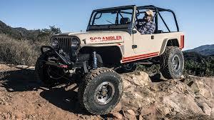 scrambler jeep 2017 image jeep 2016 legacy cj 8 scrambler cars