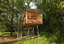 Treehouse Floor Plan Black Tree House Plans On Stilts Best D Luxihome