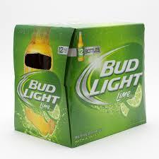 bud light bottle oz bud light lime 12 oz 12 pack bottle beer wine and liquor