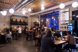 Top Sports Bars In Nyc The Absolute Best Brewery Taprooms In Nyc
