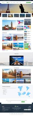 travel news images Urline creative wordpress travel news and magazine theme by png
