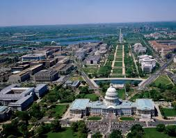 Map Of Washington Dc With Landmarks by Washington Dc Tours U0026 Attractions National Mall