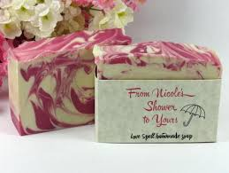 soap bridal shower favors soap shower favors for baby shower or bridal shower from my
