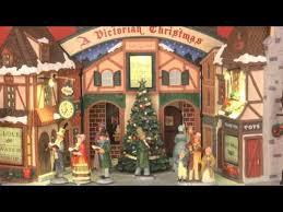 lemax a christmas carol play 45734 youtube