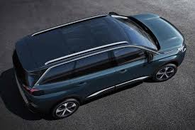 lease peugeot same name very different face new peugeot 5008 unveiled by car