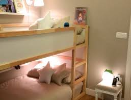 Bunk Bed Shelf Ikea Shelf Captivating Hack Your Bed For More Storage With Ikea Tech