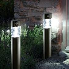 bollard garden lights exhort me