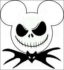 mickey mouse outline custom digital clip art image