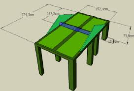 what size is a regulation ping pong table regular ping pong table dimensions best table decoration